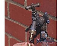 Plumber Available To Supply & Fit Outside Tap £55