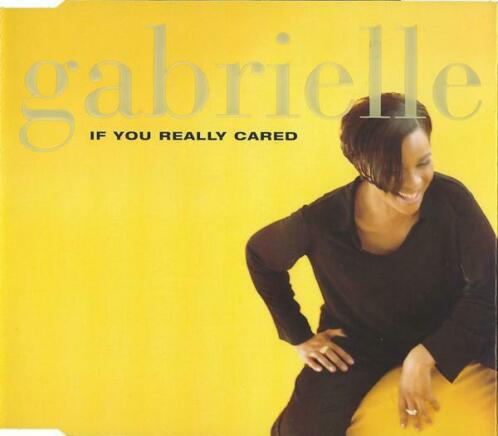 cd single - Gabrielle - If You Really Cared