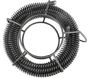 40'× 5/8'' Sectional Pipe Drain Cleaning Cable