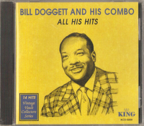 Bill Dogget And His Combo – All His Hits Cd
