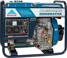 3KVA Diesel Generator with Electric Start Browns Plains Logan Area Preview