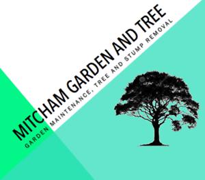 MITCHAM GARDEN AND TREE