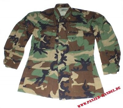 US Army Ranger MARSOC Special Forces Feldjacke Jacke BDU woodland camouflage - Us Woodland Bdu