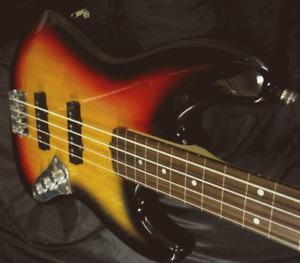 JACO jazz bass fretless ( not Fender )