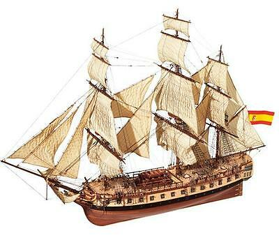 "Usado, Beautiful, brand new wooden model ship kit by OcCre: ""HMS Diana"" frigate segunda mano  Embacar hacia Argentina"