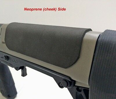 KSG Cheek Pad System by Eagle Mtn Arms