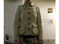 Vintage canvas jacket only £3!!