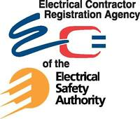 Hire only licensed electrical contractors!