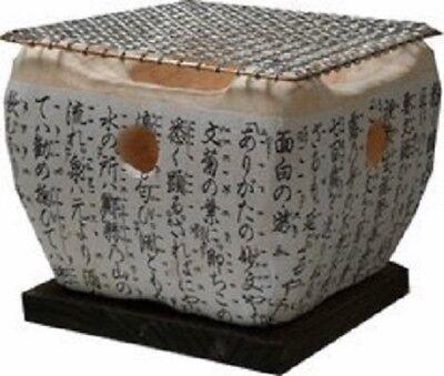 Yakitori Carbón Parrilla Izakaya Ryokan Estilo Shichirin Set Hida Horno de Leña