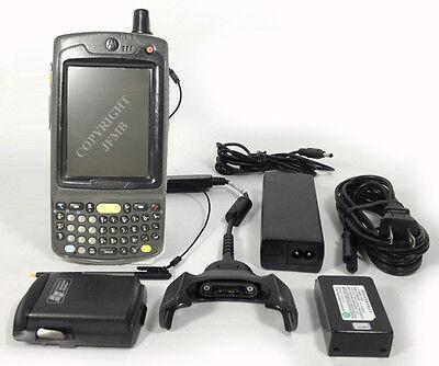 Symbol Motorola Mobile Computer Wasp Inventory Compatible Mc70 Mc7090 Wifi