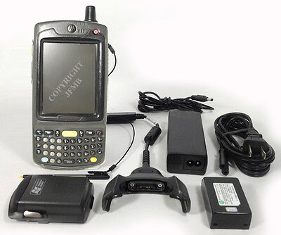 Symbol Motorola Mobile Computer Quickbooks Inventory Compatible Mc70 Mc7090 Wifi