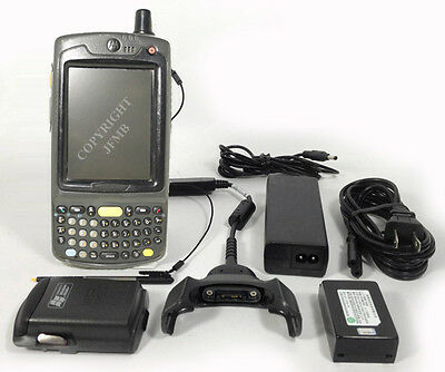 Symbol Motorola Mobile Computer Fishbowl Inventory Compatible Mc70 Mc7090 Wifi