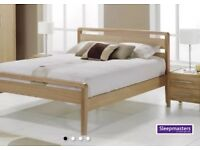 Brand new bensons for beds king size wooden bed frame brand new and boxed currently selling for £499