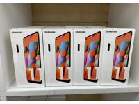SAMSUNG A11 UNLOCK BRAND CONDITION OPEN ON ALL NETWORK AND WARRANTY