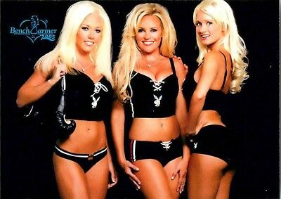2005 Bench Warmer The Girls Next Door Marquardt Holly Madison Kendra Wilkinson