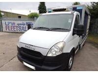 Ex Tesco refrigerated van
