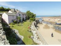 Summer hols ? holiday chalet Kilkhampton village near bude set in manor house grounds