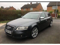 Audi A6 S-line Special edition Le Mans 2.7 TDI Manual