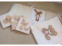 Cot and nursery bundle