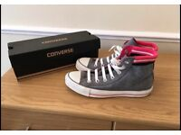 Converse boots size 5.5