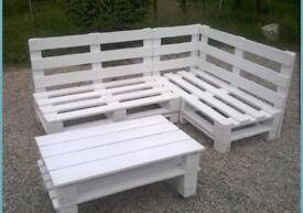 Any Pallet furniture for garden and indoor