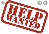 Experienced Roofer, Labourer and Casual Office Work