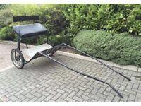 Exercise cart 13.2 - 15.2hh