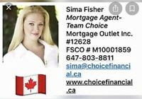 Get Your Mortgage Approved! Contact TODAY!