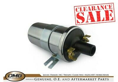 CHROME High Energy Electronic Coil DLB198 Equivalent MGB Mini Land Rover Triumph