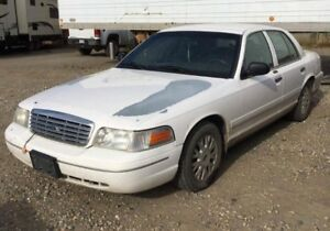 2003 crown Victoria price is OBO