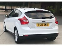 2013 Ford Focus 1,0 SCTi EcoBoost Zetec 5dr
