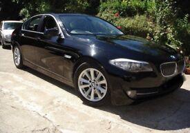 Breaking 5 series BMW