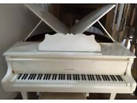 Edelweiss Butterfly Baby Grand Piano