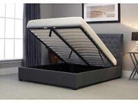 Assemble 1 ottoman bed