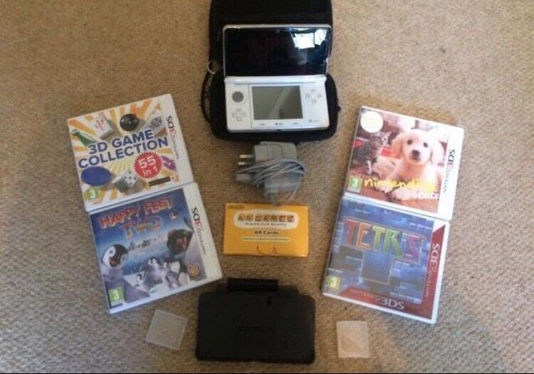 Nintendo 3DS. Bundle NO TIME WASTERS