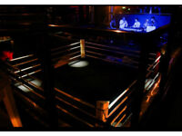 Professional Boxing Ring 16ft