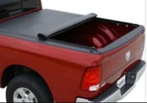 Truck box cover