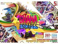 Ghana Escapes