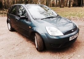 Quick sale Lovely ford fiesta very clean only 86k with new mot