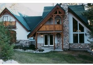 FAIRMONT HOT SPRINGS LUXURIOUS VACATION RENTAL