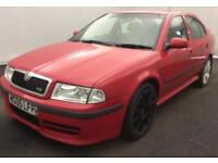 2005 SKODA OCTAVIA 1.8T VRS..MOT'd..SERVICE HISTORY..LOOKS + DRIVES GOOD