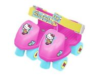 Hello Kitty Quad skates, children's BRAND NEW