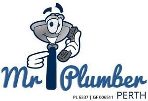 Mr Plumber Perth | Plumbers Perth Gumtree | Gas Plumber Joondalup Joondalup Area Preview