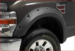 Extensions d'ailes Style Bolt-On Tundra 2014-17