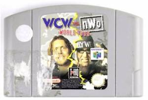 WVW Vs NWo World Tour - Nintendo 64 Morley Bayswater Area Preview