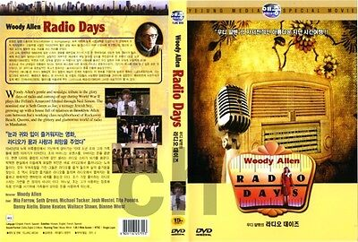 Radio Days (1987) - Woody Allen  DVD NEW
