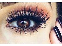 I am looking for person to extend eyelashes or do massage
