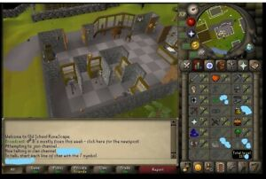 OSRS Runescape Account MAXED