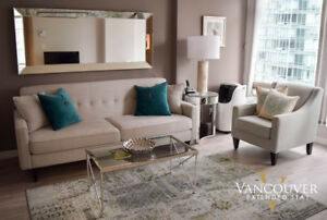 1401- Furnished 2 Bedroom Apartment Downtown