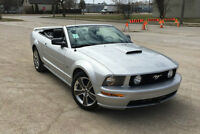 2008 FORD MUSTANG GT CONVERTIBLE 92KM SAFETIED!!